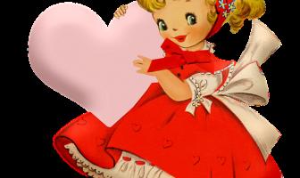 Primeros mensajes de San Valentín para él y para ella