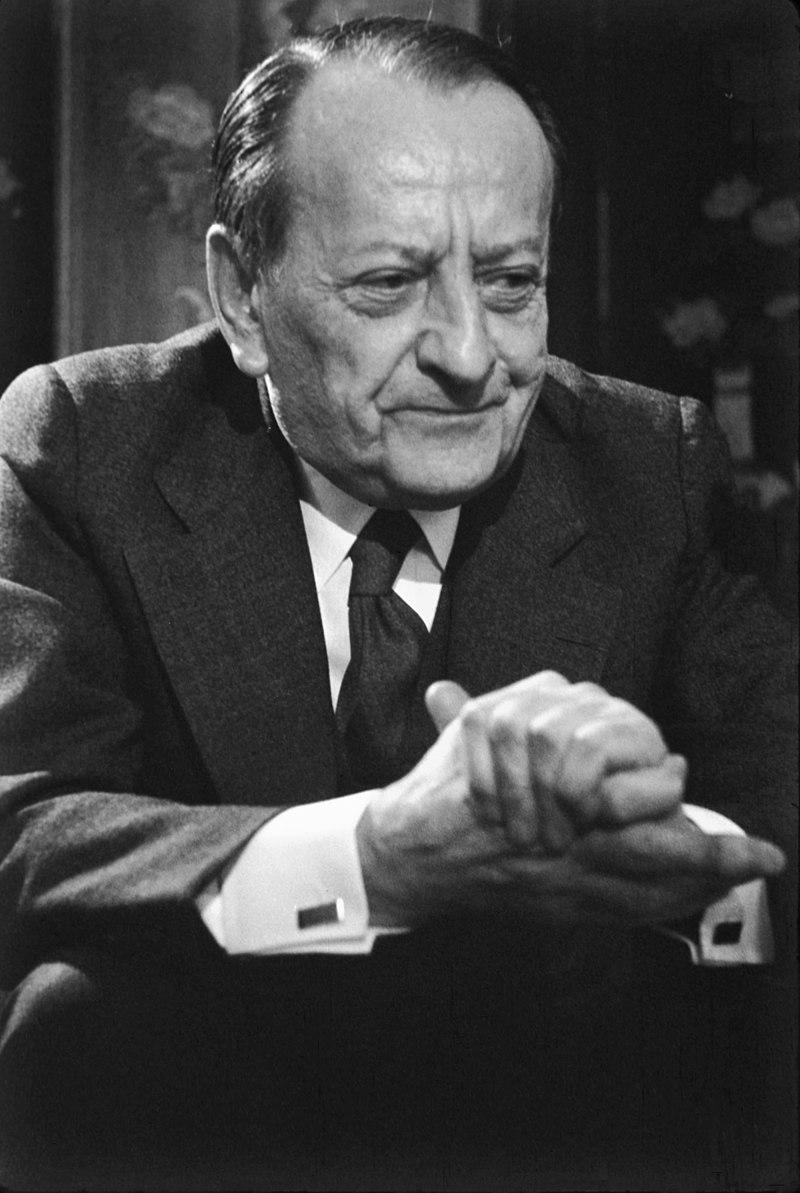André Malraux (Escritor Francés)