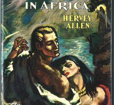 Reseña del libro Anthony Adverse – Escrita por Hervey Allen
