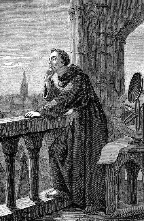 Roger Bacon (filósofo inglés) Vida Carrera y obras