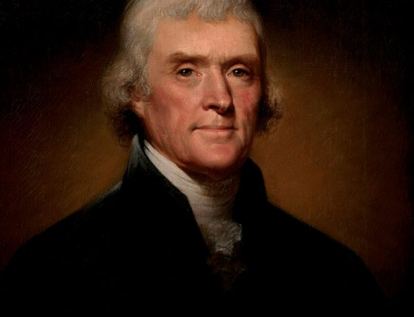 Thomas Jefferson Life Story and Presidency [Tercer presidente de los Estados Unidos (1801–1809)]