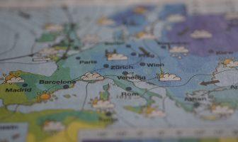¿Cómo se hacen los mapas meteorológicos?