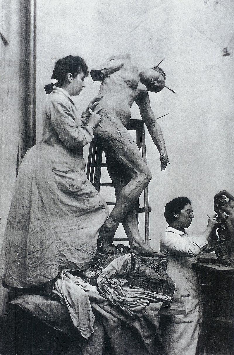 Camille Claudel (escultor francés)