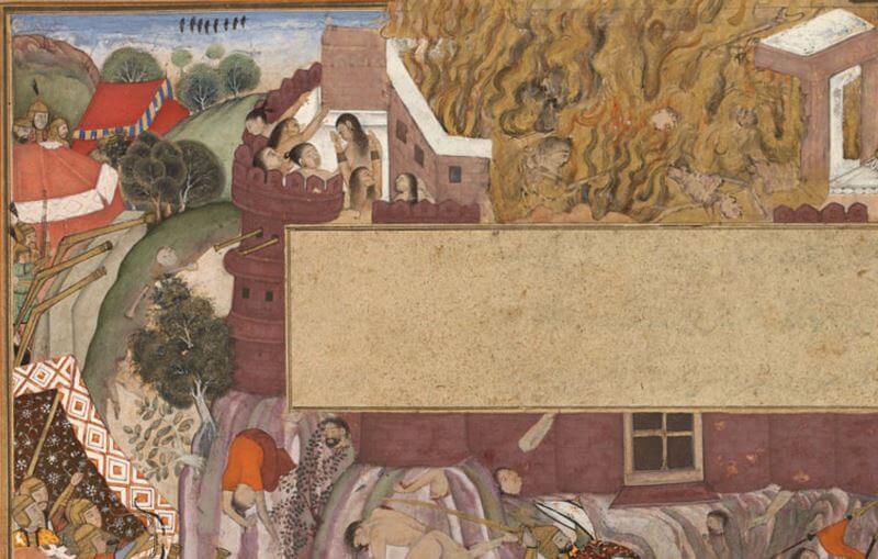 La tradición centenaria del suicidio en la India: Jauhar