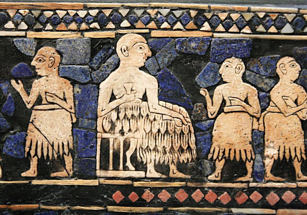 Información sobre la cultura sumeria: descubrimiento de la civilización sumeria