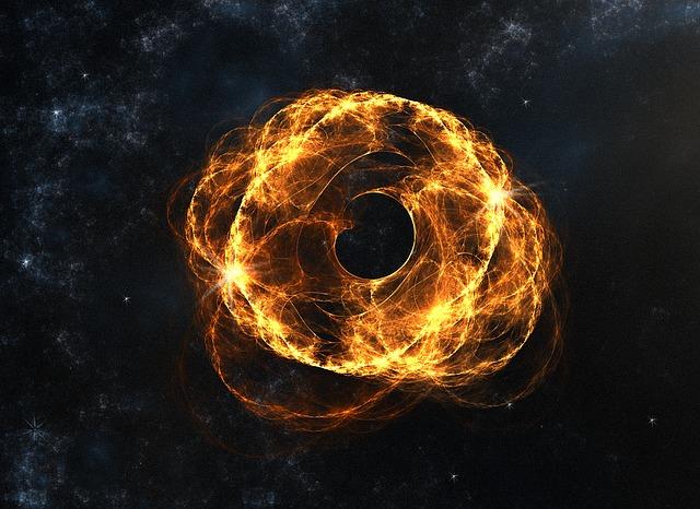 Cosas para experimentar en un viaje a un agujero negro