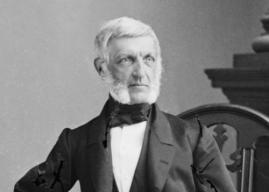 Biografía de George Bancroft (historiador y diplomático estadounidense)