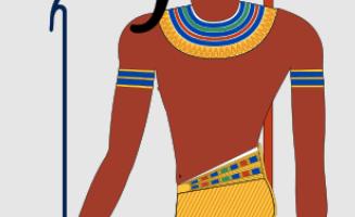 Hechos del dios egipcio Amón