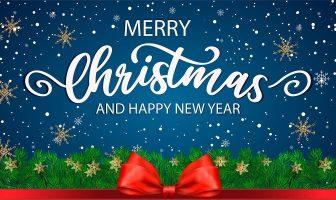 Buenos mensajes de tarjetas de Navidad para los empleados