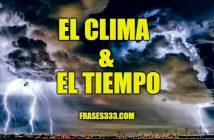 clima tiempo