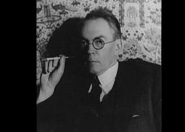 Biografía de James Branch Cabell (1879-1958), autor estadounidense